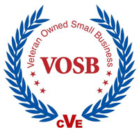 image of Veteran Owned Small Business logo