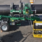 DIPS DR-11 HDPE pipe joiner image